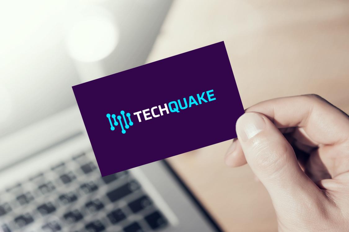 Sample branding #1 for Techquake