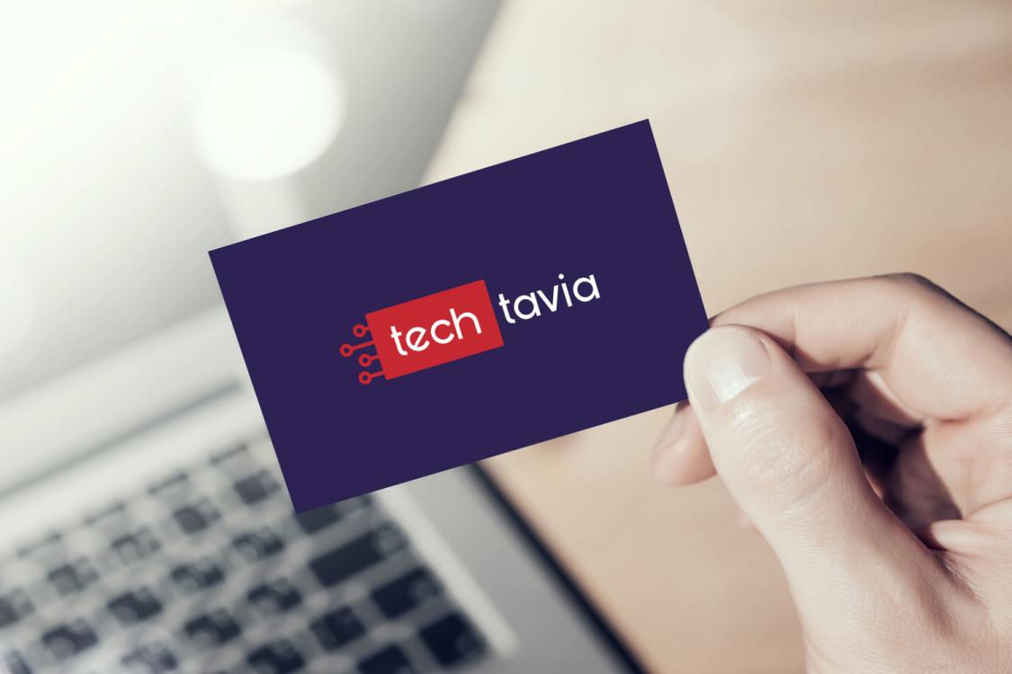 Sample branding #3 for Techtavia