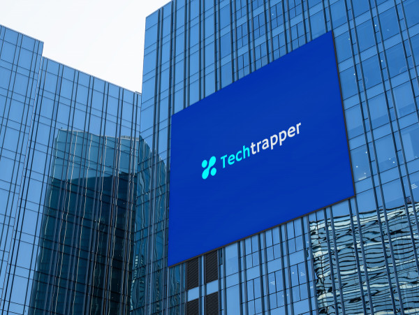 Sample branding #2 for Techtrapper