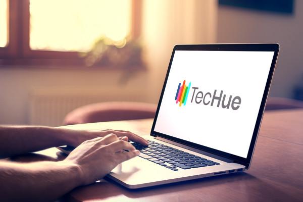 Sample branding #2 for Techue