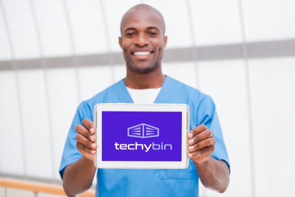 Sample branding #2 for Techybin