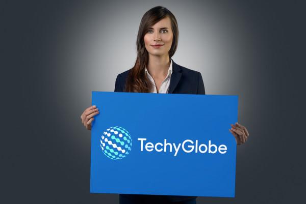 Sample branding #2 for Techyglobe