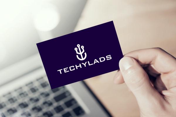 Sample branding #1 for Techylads