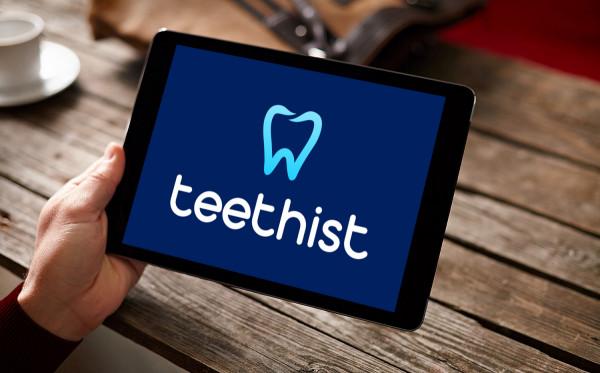 Sample branding #3 for Teethist