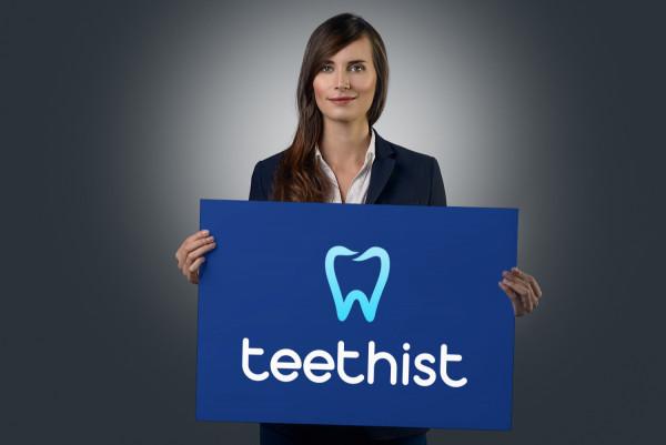 Sample branding #2 for Teethist