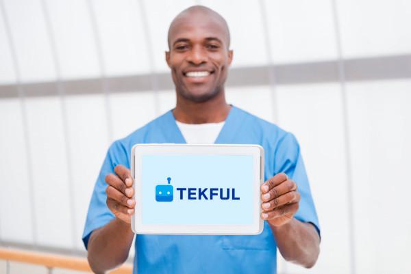 Sample branding #3 for Tekful
