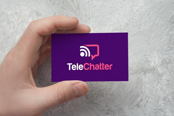 Sample branding #3 for Telechatter