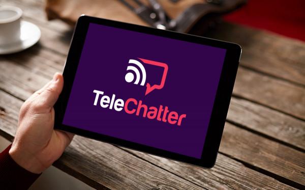 Sample branding #1 for Telechatter