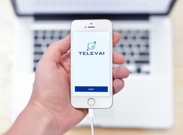 Sample branding #1 for Televai