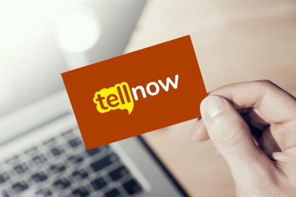 Sample branding #1 for Tellnow