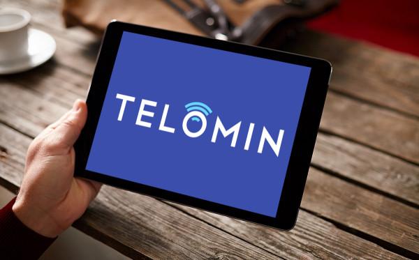 Sample branding #1 for Telomin