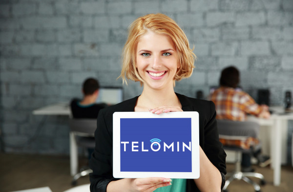 Sample branding #2 for Telomin