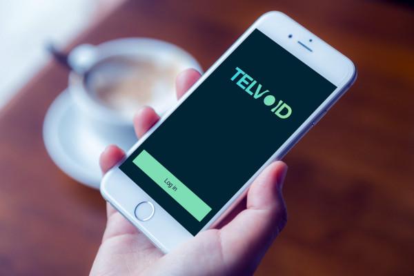 Sample branding #1 for Telvoid