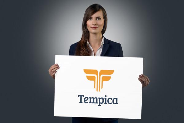 Sample branding #2 for Tempica
