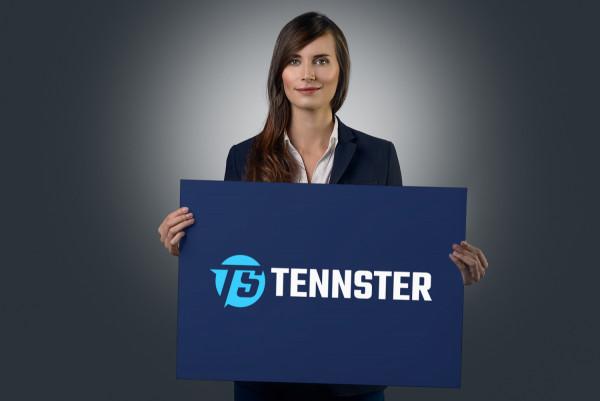 Sample branding #1 for Tennster