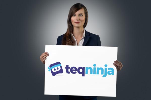Sample branding #3 for Teqninja