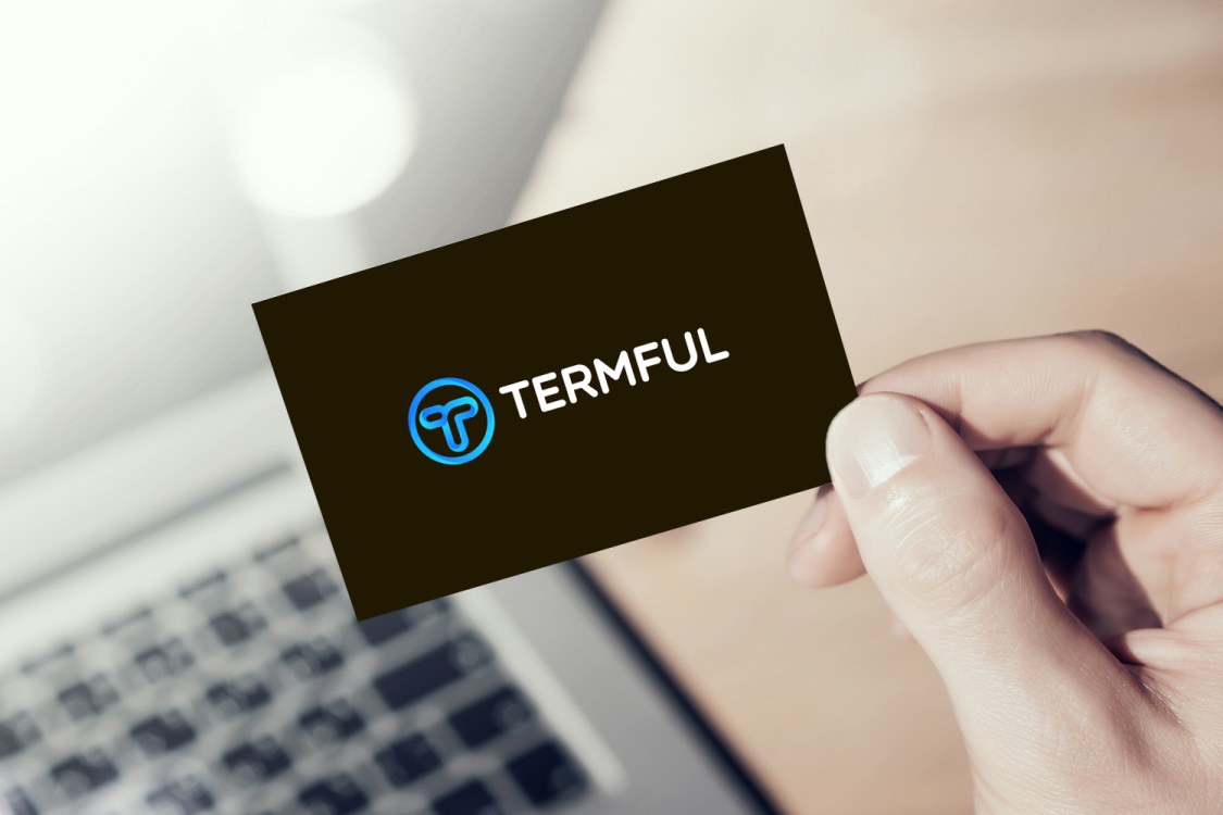 Sample branding #2 for Termful