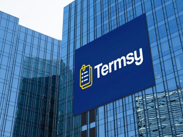 Sample branding #3 for Termsy