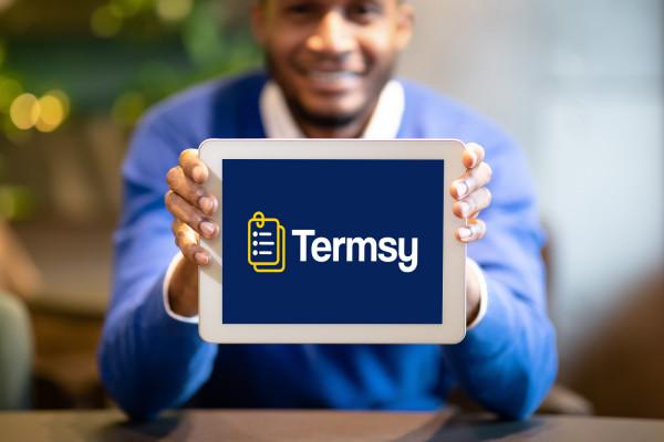 Sample branding #2 for Termsy
