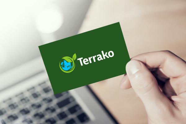 Sample branding #3 for Terrako