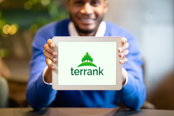 Sample branding #1 for Terrank