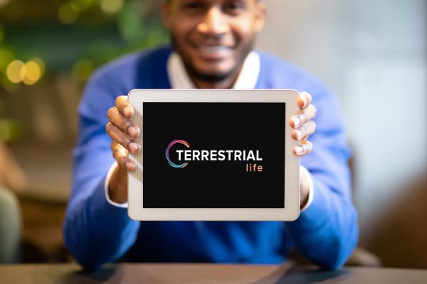 Sample branding #1 for Terrestrial