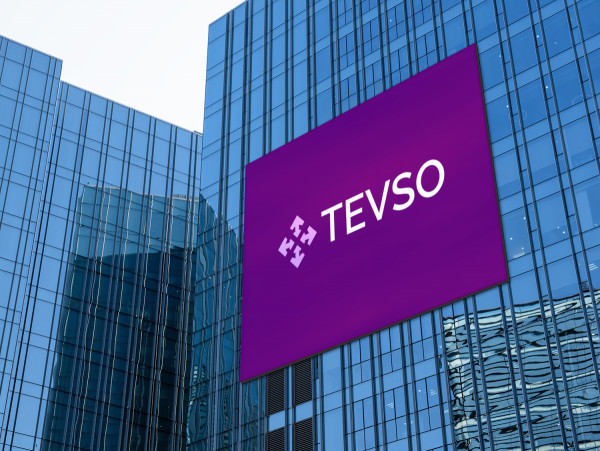 Sample branding #3 for Tevso