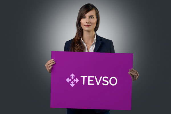Sample branding #1 for Tevso