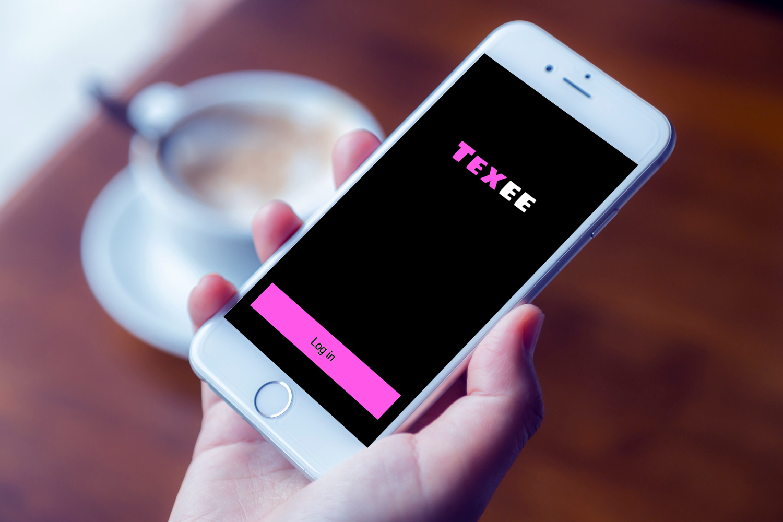 Sample branding #1 for Texee