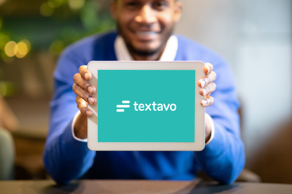 Sample branding #3 for Textavo