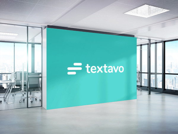 Sample branding #2 for Textavo