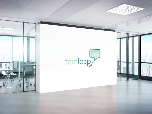 Sample branding #3 for Textleap