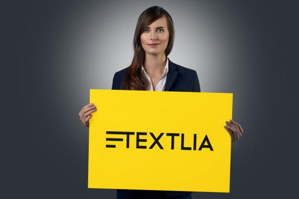 Sample branding #3 for Textlia