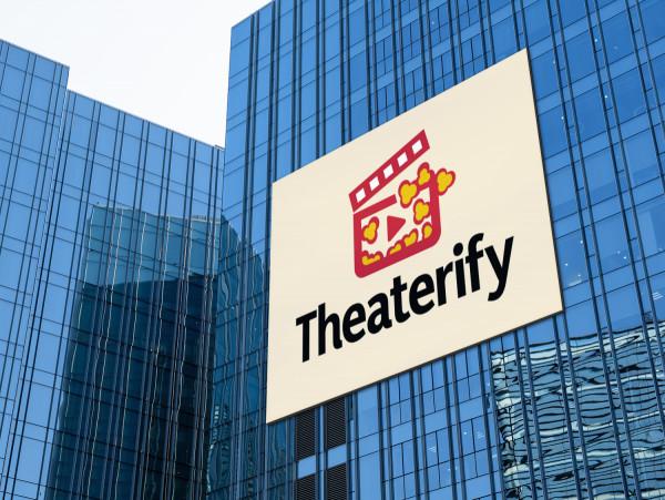 Sample branding #3 for Theaterify