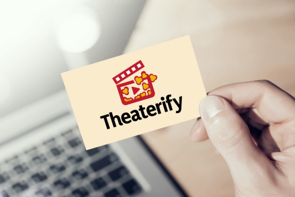 Sample branding #1 for Theaterify