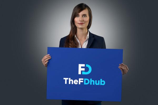 Sample branding #3 for Thefdhub
