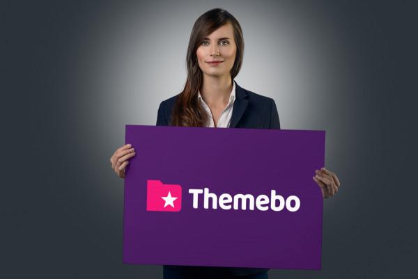Sample branding #3 for Themebo