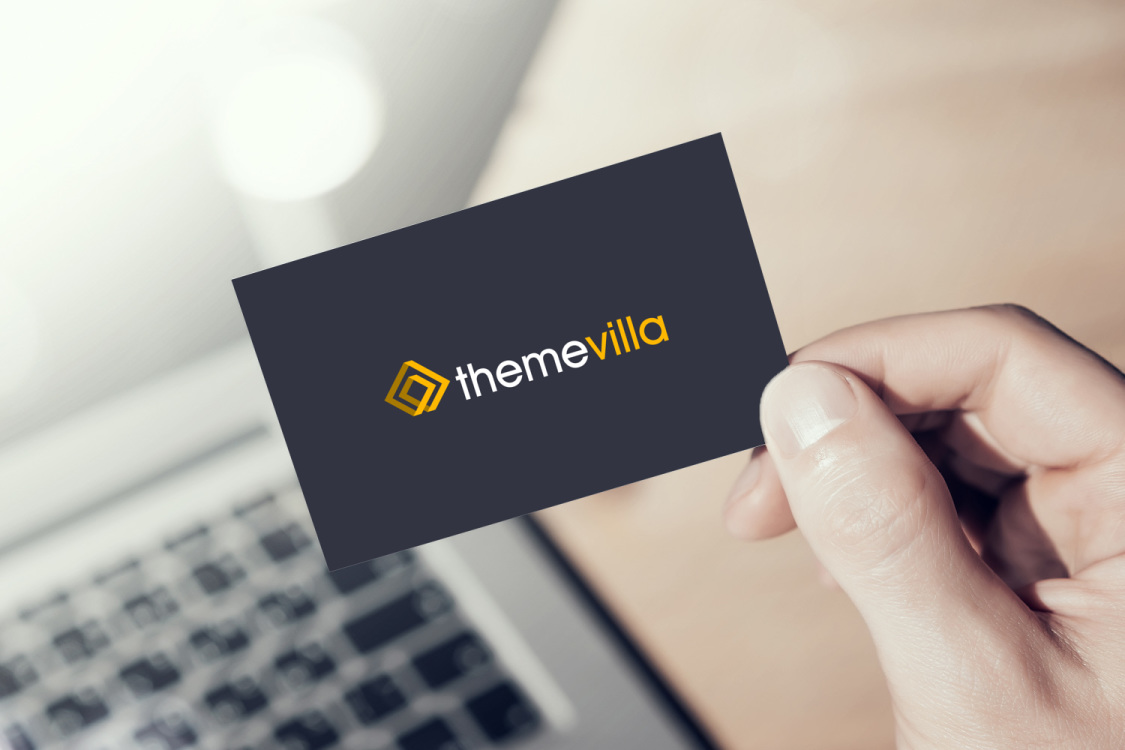 Sample branding #2 for Themevilla