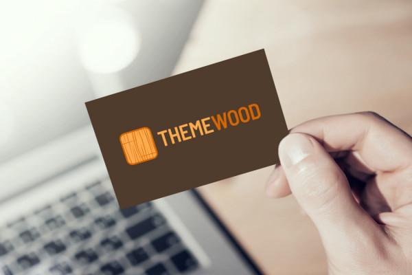 Sample branding #3 for Themewood