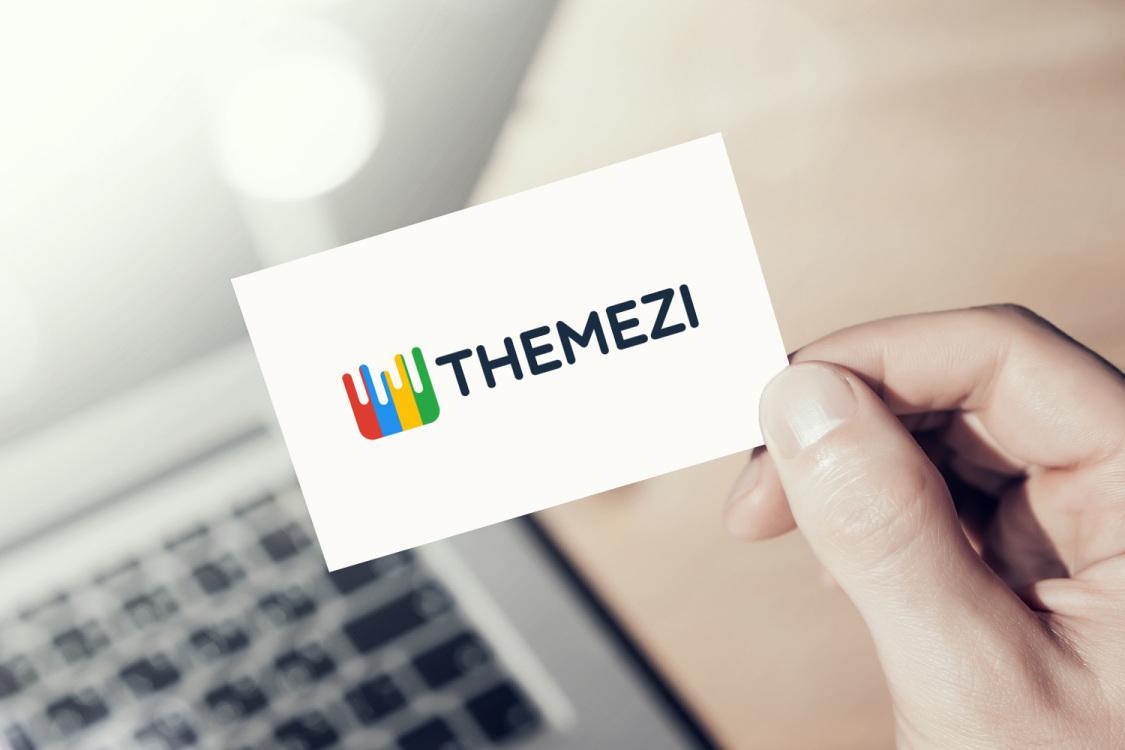 Sample branding #2 for Themezi