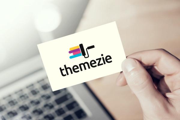 Sample branding #3 for Themezie