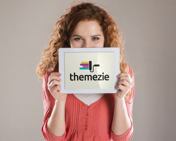 Sample branding #1 for Themezie