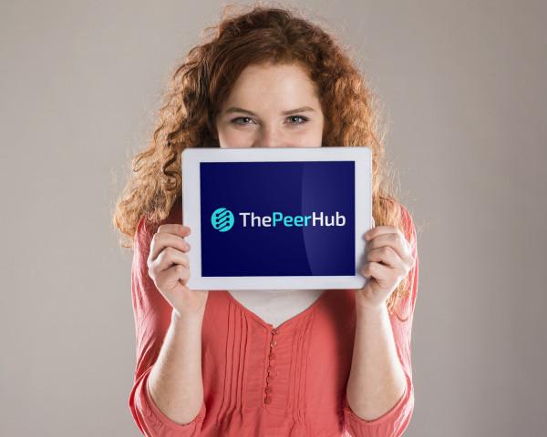 Sample branding #2 for Thepeerhub