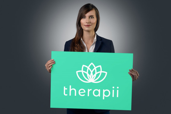 Sample branding #2 for Therapii