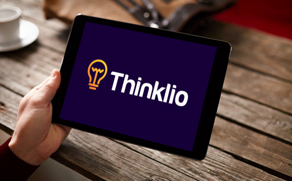 Sample branding #1 for Thinklio