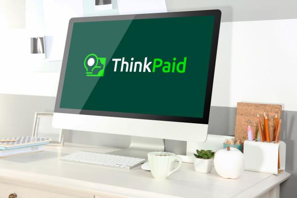 Sample branding #2 for Thinkpaid