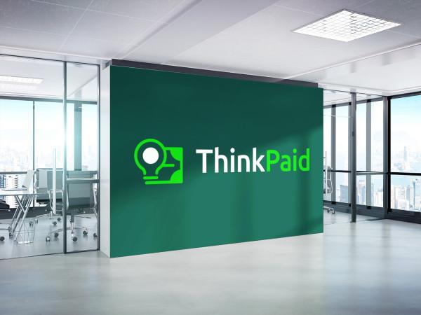 Sample branding #1 for Thinkpaid
