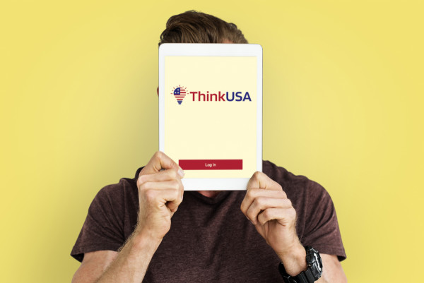 Sample branding #1 for Thinkusa