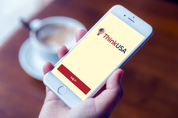 Sample branding #2 for Thinkusa