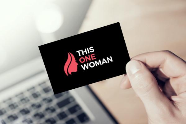 Sample branding #3 for Thisonewoman